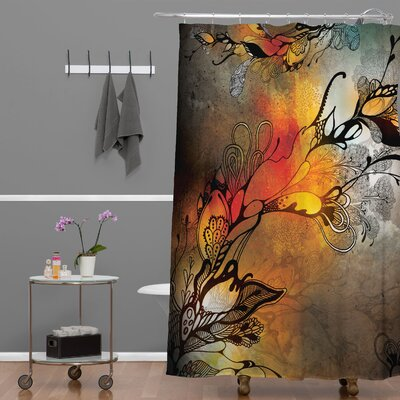 DENY Designs Iveta Abolina Polyester Before The Storm Shower Curtain