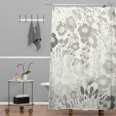Khristian A Howell Woven Polyester Provencal 1 Shower Curtain