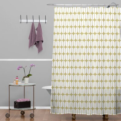 DENY Designs Caroline Okun Polyester Modular Shower Curtain