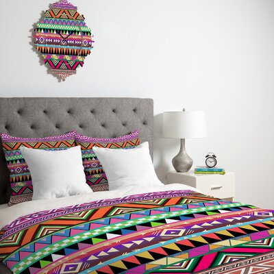 DENY Designs Bianca Green Overdose Duvet Cover Collection