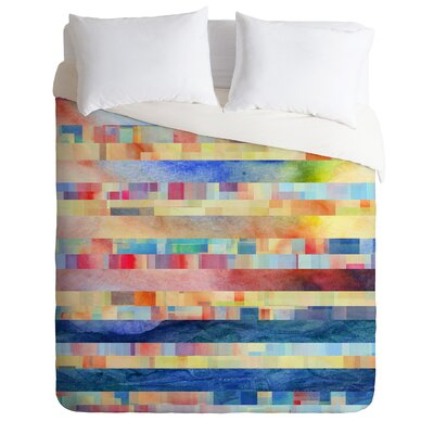 DENY Designs Jacqueline Maldonado Amalgama Duvet Cover Collection