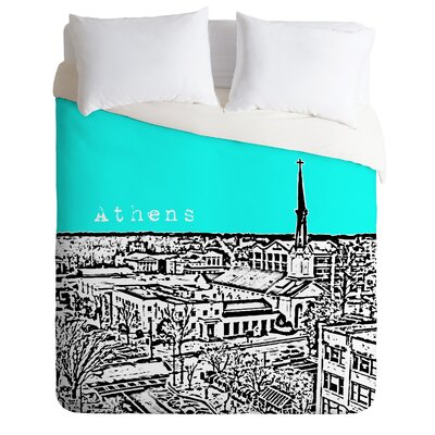 DENY Designs Bird Ave Athens Duvet Cover Collection
