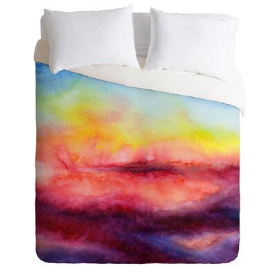 DENY Designs Jacqueline Maldonado Kiss Of Life Duvet Cover Collection