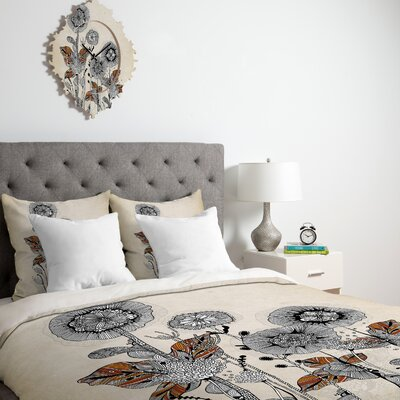 DENY Designs Iveta Abolina Floral 3 Duvet Cover Collection