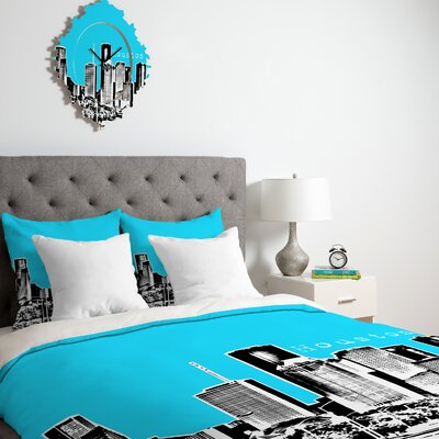 DENY Designs Bird Ave Houston Duvet Cover Collection