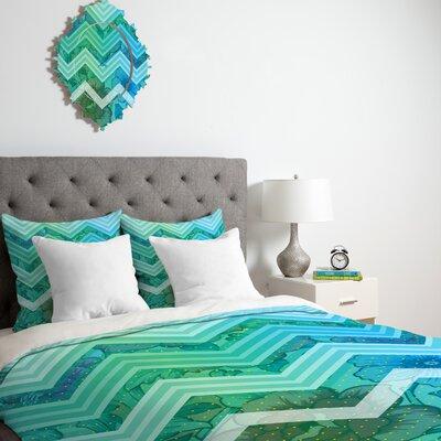 DENY Designs Gabi Azul Duvet Cover Collection
