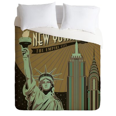 DENY Designs Anderson Design Group New York Duvet Cover Collection