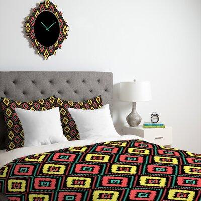 DENY Designs Jacqueline Maldonado Zig Zag Ikat Duvet Cover Collection
