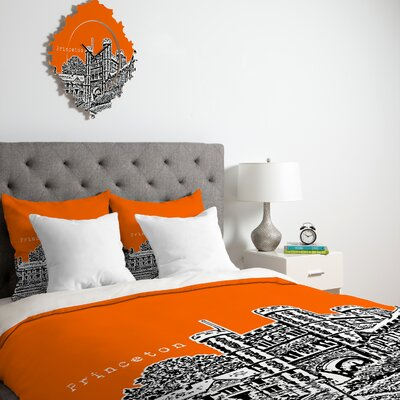 DENY Designs Bird Ave University Duvet Collection