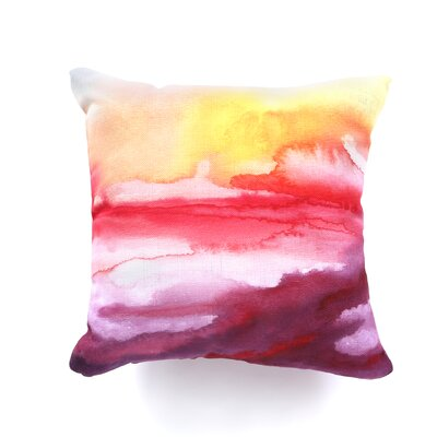 DENY Designs Jacqueline Maldonado Rise Polyester Throw Pillow