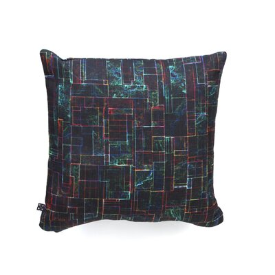 Jacqueline Maldonado Matrix Polyester Throw Pillow