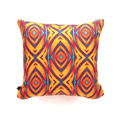 Wagner Campelo Maranta Polyester Throw Pillow