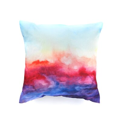 DENY Designs Jacqueline Maldonado Arpeggi Indoor / Outdoor Polyester Throw Pillow
