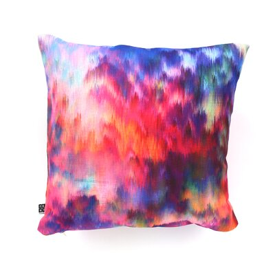 DENY Designs Amy Sia Sunset Storm Polyester Throw Pillow