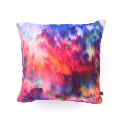 <strong>DENY Designs</strong> Amy Sia Sunset Storm Polyester Throw Pillow