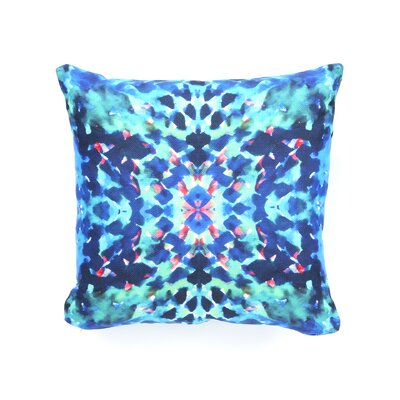 DENY Designs Amy Sia Water Dream Polyester Throw Pillow