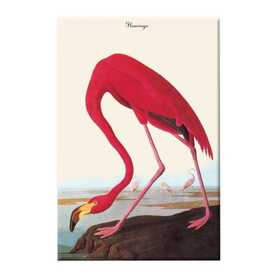 Buyenlarge Flamingo Canvas Wall Art