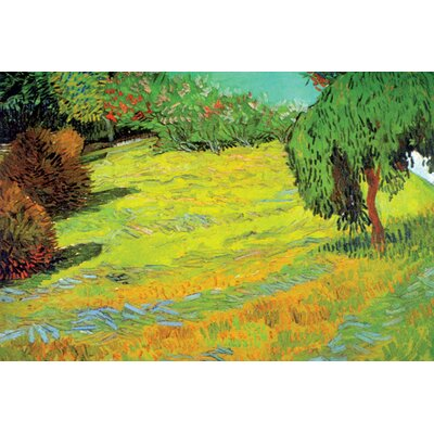 Buyenlarge Sunny Lawn Canvas Art
