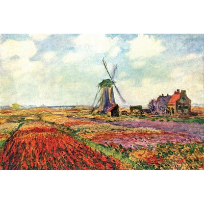 Buyenlarge Tulips of Holland Canvas Art