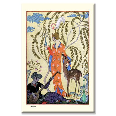 Buyenlarge Persia Painting Print on Canvas