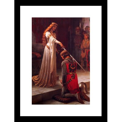 The Accolade Framed Graphic Art