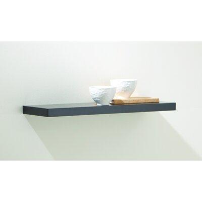 woodland home decor slim line floating shelf amp reviews