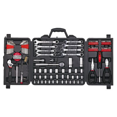 Apollo Tools 101 Piece Mechanics Tool Kit