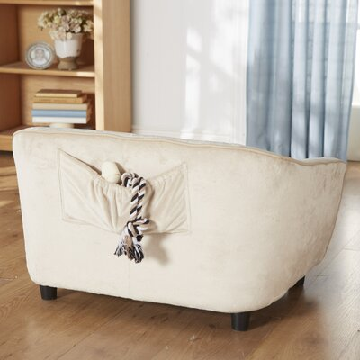 Enchanted Home Pet Ultra Plush Large Astro Dog Sofa