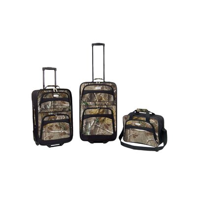 Ranger 3 Piece Luggage Set