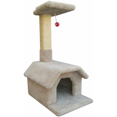 "New Cat Condos 35"" Cat House"