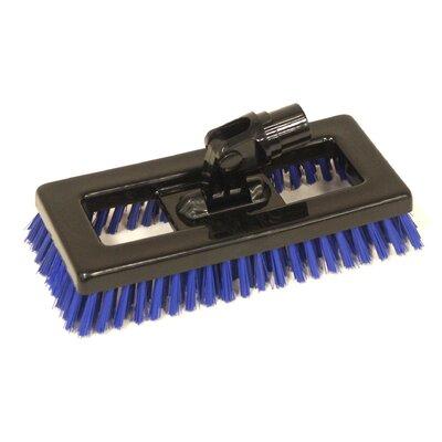 Syr Swivel Deck Brush BLK Bristles