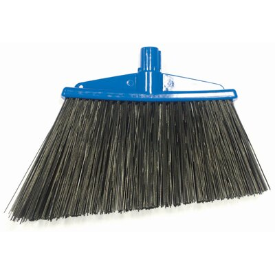 Syr Angle Broom with Bristles