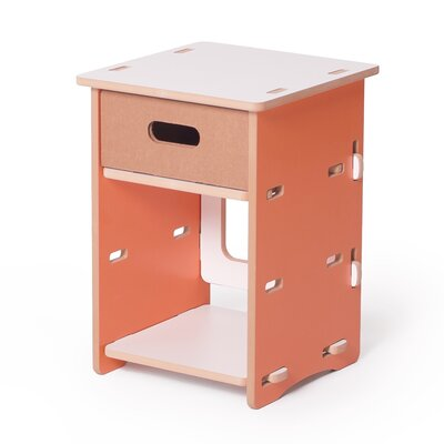 Sprout 1 Drawer Nightstand