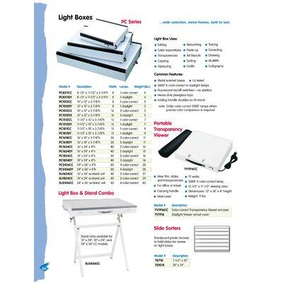 Testrite Light Box (80 Watt)