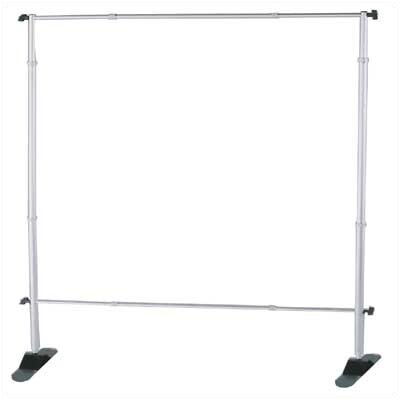Testrite Jumbo Banner Stand Classic (for Large Format Graphics)