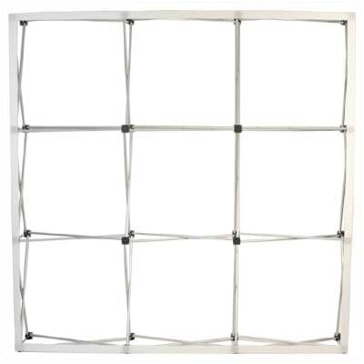 Testrite Presto Pop-Up Frame (Curved)
