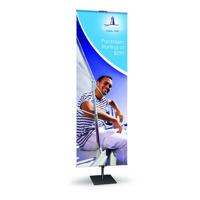 Testrite Classic Banner Stand