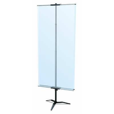 Testrite Classic Banner Stand with Travel Base