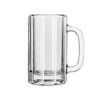 <strong>Libbey</strong> Mugs and Tankards 16 oz. Paneled Mug (Set of 12)