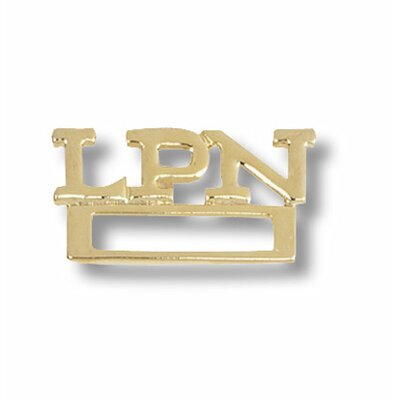 Prestige Medical Licensed Practical Nurse Cloisonne Badge Tac