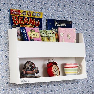 """Tidy Books Bunk Bed 13.2"""" Book Shelf"""