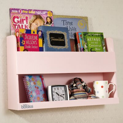 "Tidy Books Bunk Bed 13.2"" Book Display"