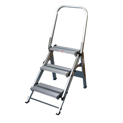 3 Step Folding Safety Stool