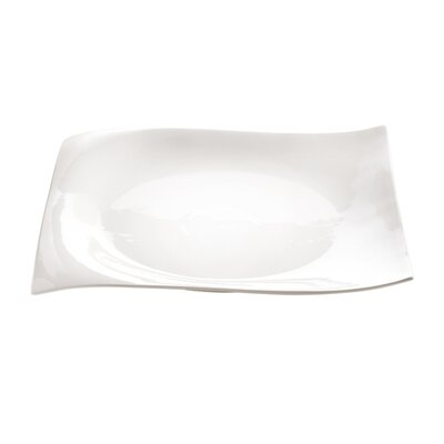 "Maxwell & Williams White Basics Motion 11"" Dinner Plate"