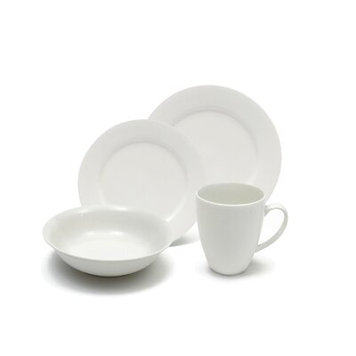 Maxwell & Williams White Basics Providence Dinnerware Collection