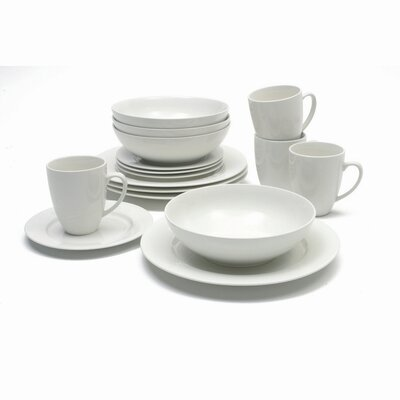 Maxwell & Williams White Basics Studio Dinnerware Set