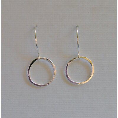 AEB Designs Sterling Silver Fine Silver Ring Earrings