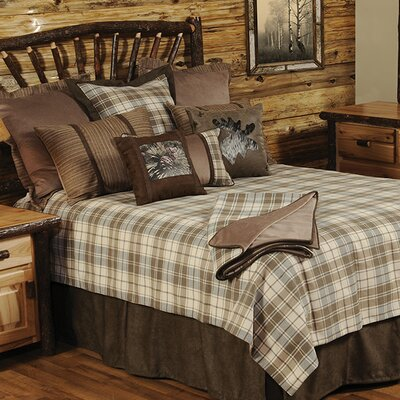Jacobs Plaid Deluxe Bedding Collection