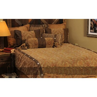 Wooded River El Dorado Deluxe 7 Piece Bedding Set