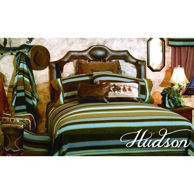 Hudson 4 Piece Bedding Set